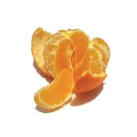 Tangerines boîte de sélection de 20 kilos.