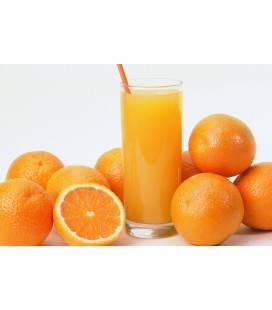 Naranjas de zumo caja de 10 kilos.