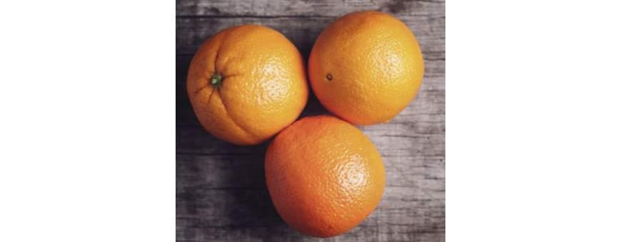 Tisch Orangen